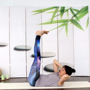 Bauchmuskeln trainieren mit Yoga