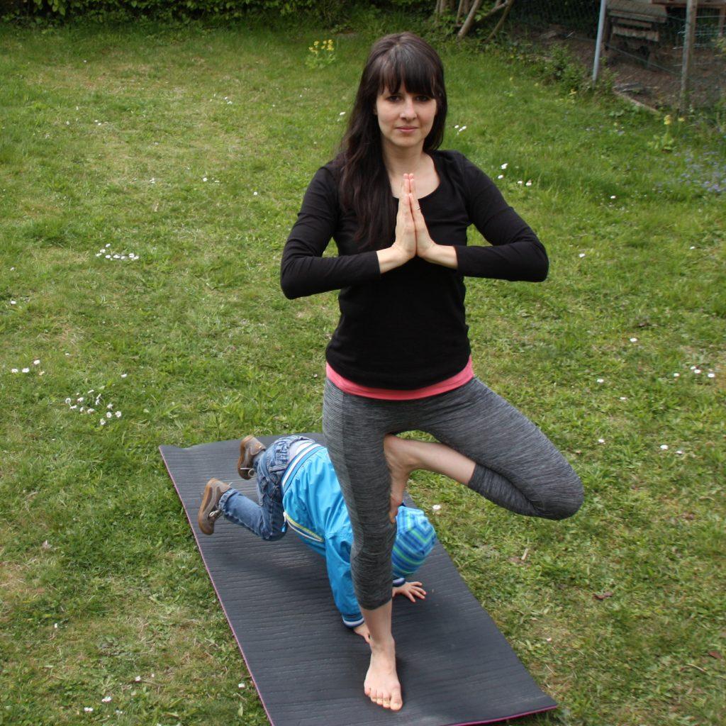 Der Baum - Yoga