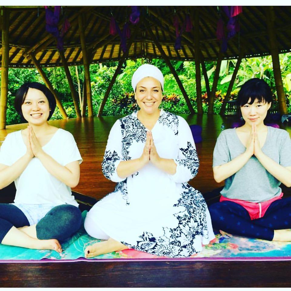 Kundalini Yoga mit Niki Sada Nam