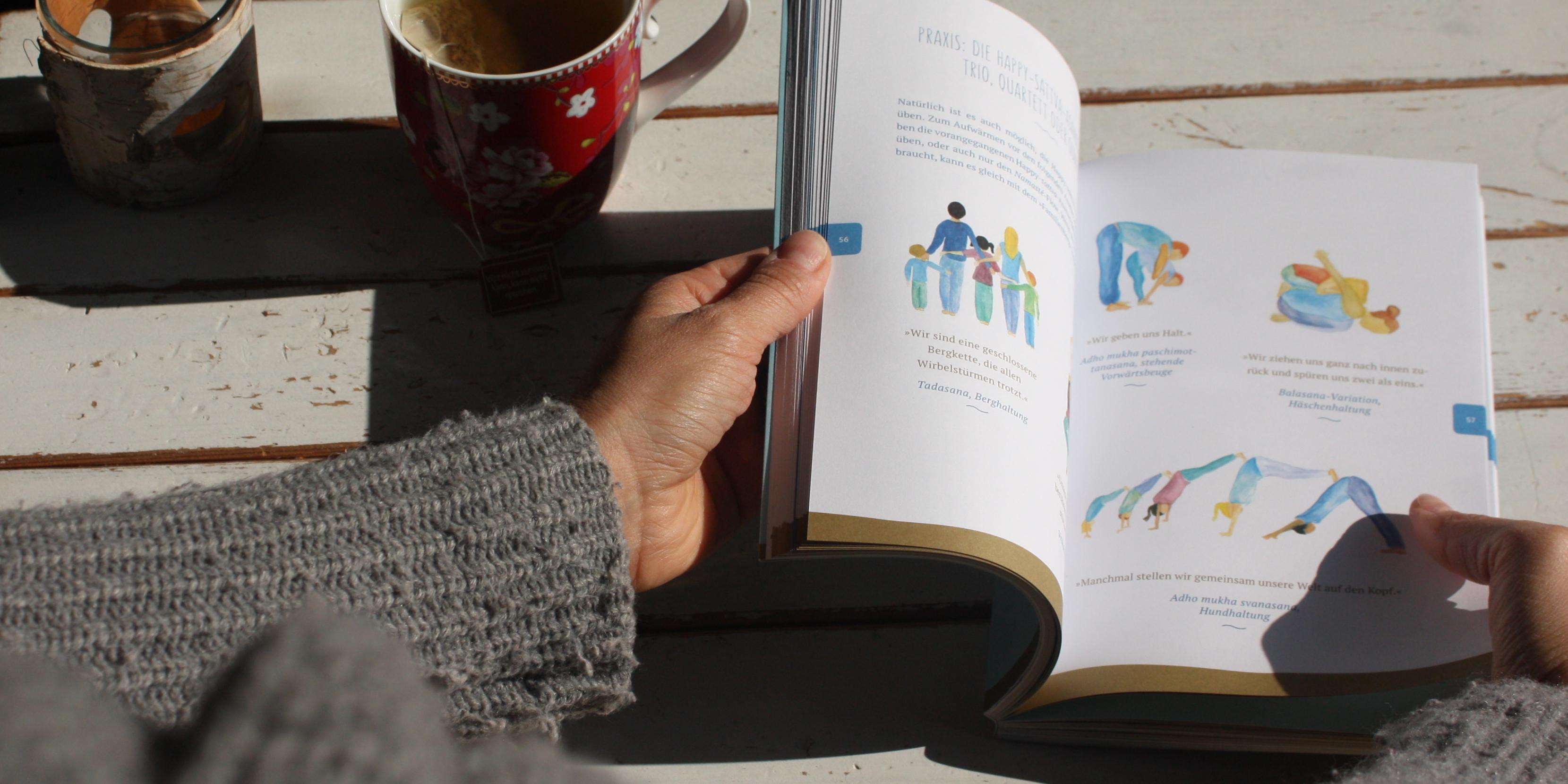 Yoga-Buch für die ganze Familie