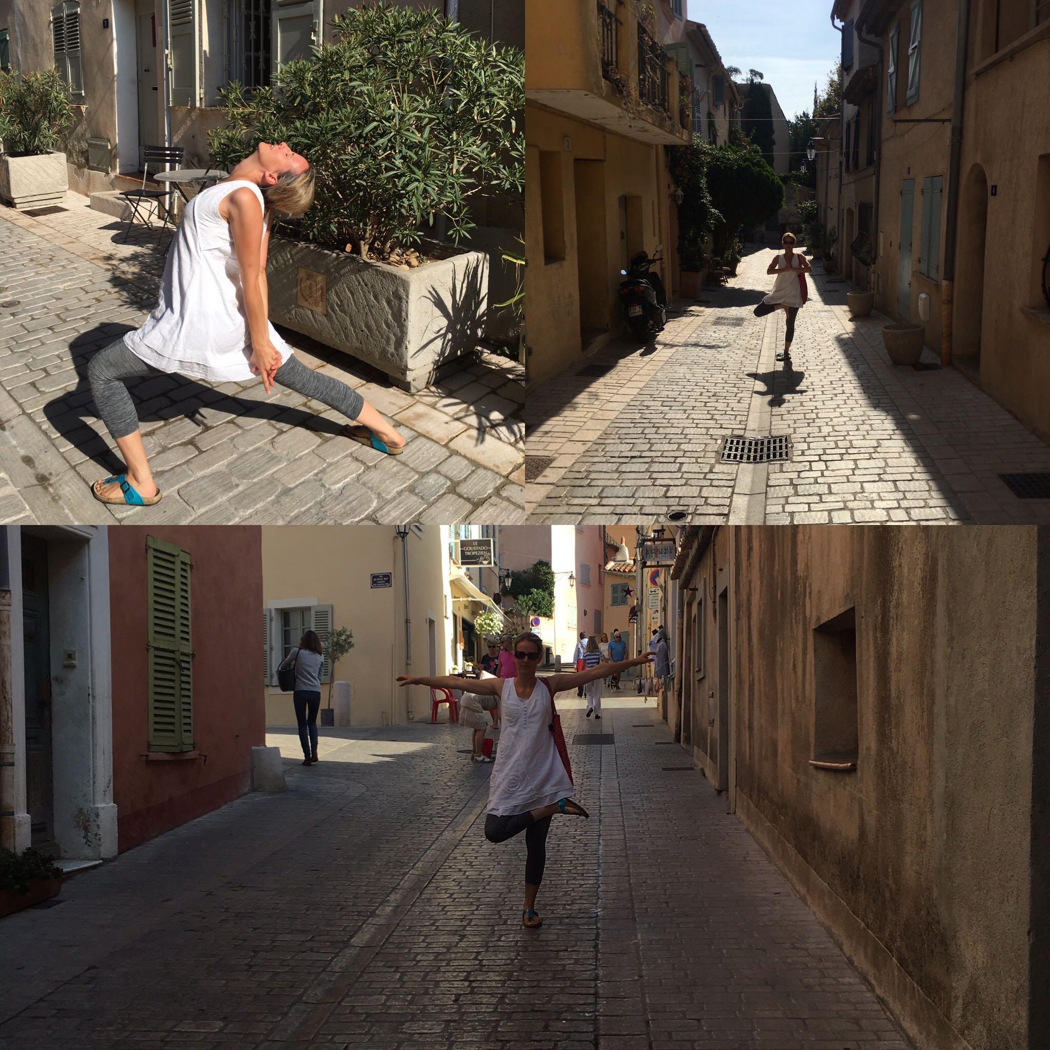 Lotte in St. Tropez