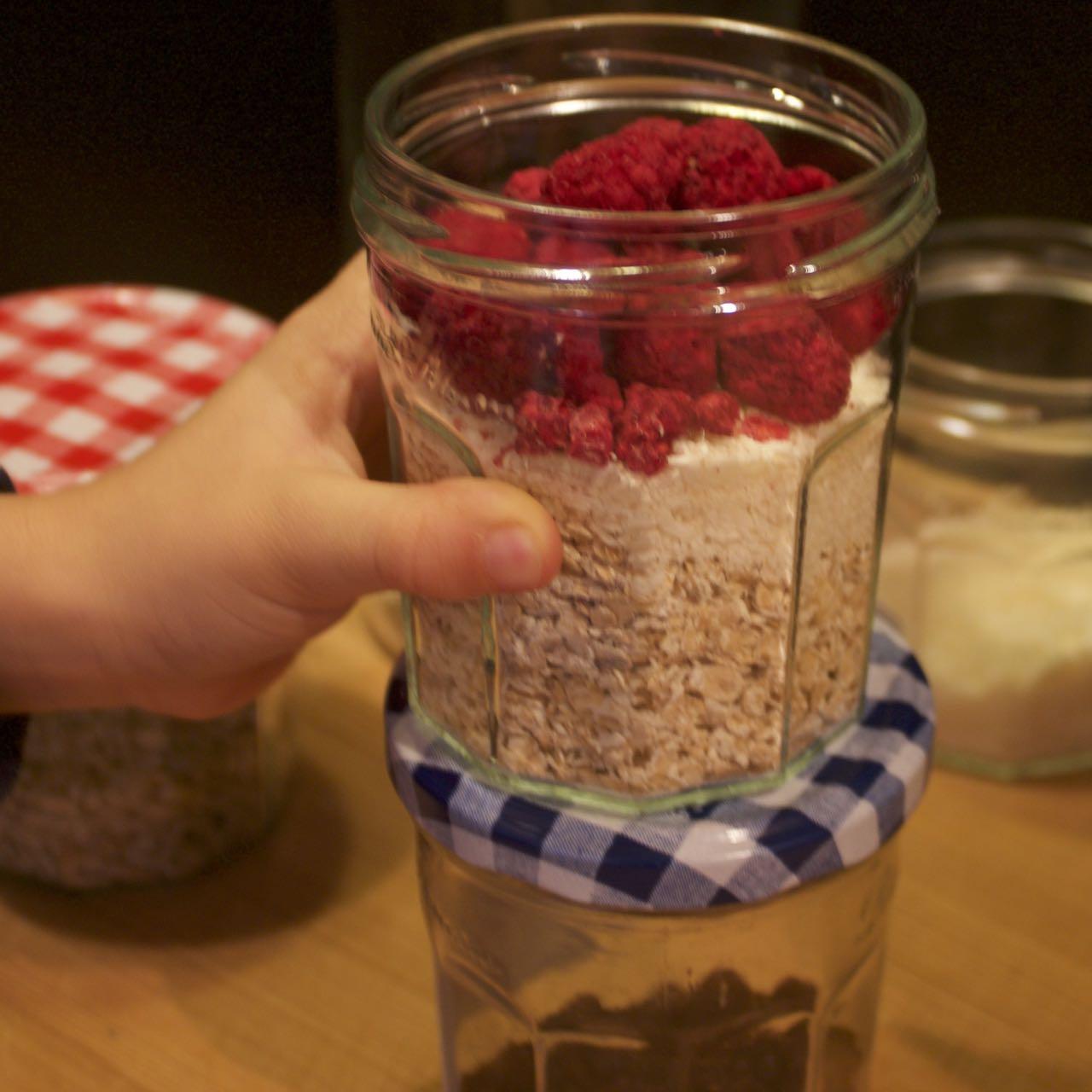 Ayurveda-Weihnachtsgeschenk: selbst gemachte Porridge-Mischung