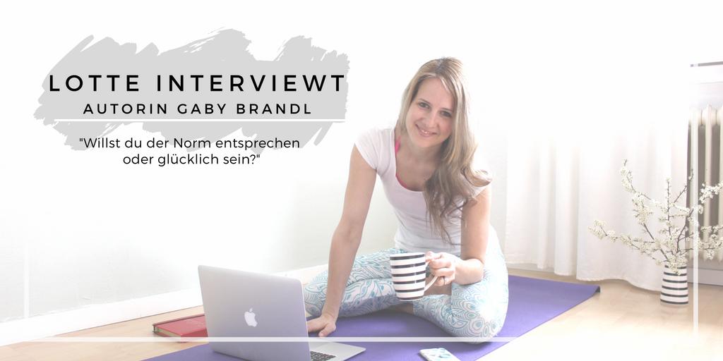 Lotte interviewt Gaby Brandl