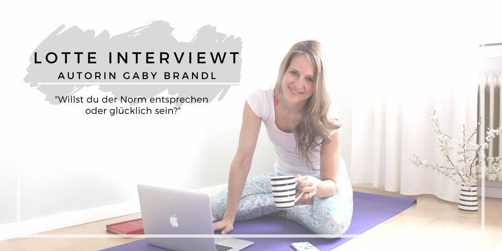 Lotte interviewt Gaby Brandl