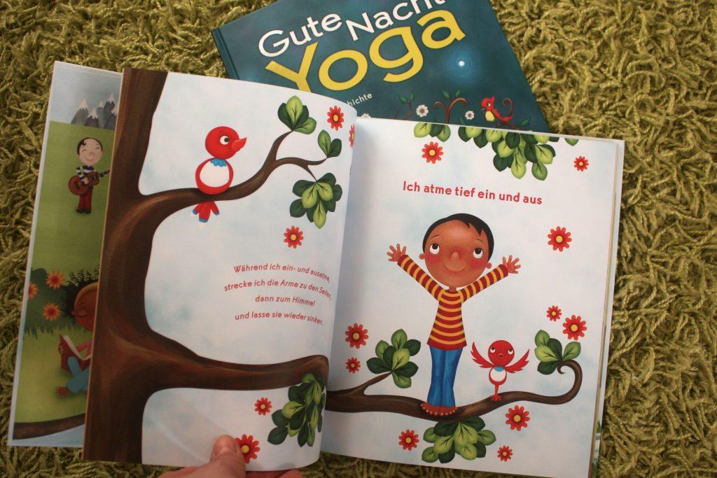 Yoga Mit Kind übungen Buchtipps Und Eine Verlosung