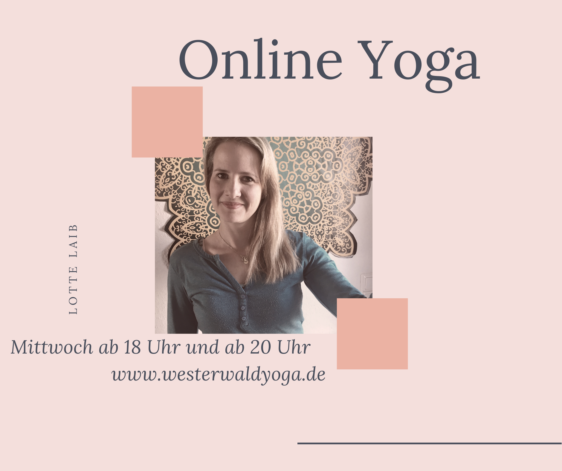 Yoga in Maulbronn
